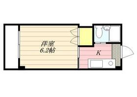 コスモ桜台・0303号室の間取り