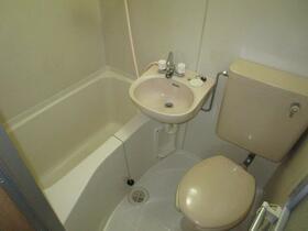 エステートピア政光I 106号室の風呂