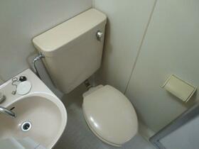 エステートピア政光I 106号室のトイレ