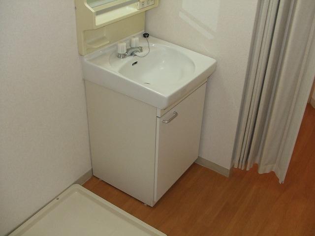 パールハイツ海老原38 203号室の洗面所