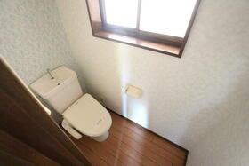 南逆井3丁目戸建のトイレ