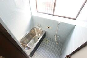 南逆井3丁目戸建の風呂