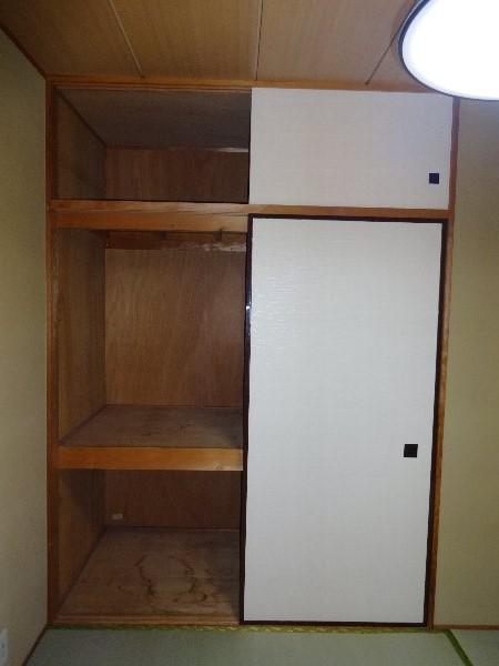 エスプリード・スガノ 202号室の収納