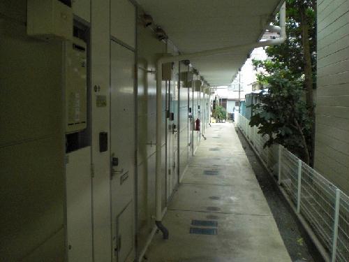 レオパレスパークサイド 207号室のその他共有