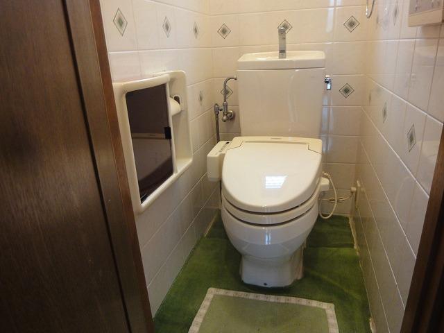 浜岡テラスのトイレ