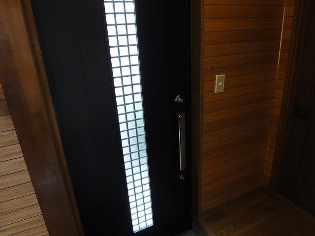 浜岡テラスの玄関