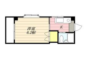 コスモ桜台・0205号室の間取り
