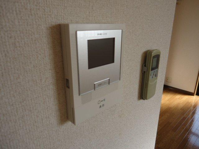 サンフラワー湘南 302号室のセキュリティ