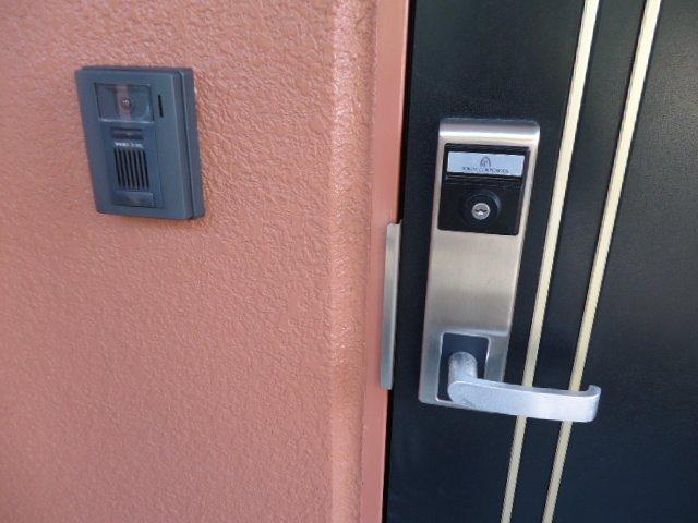 サンフラワー湘南 302号室の玄関
