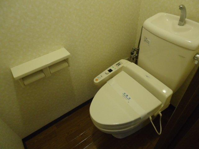 サンフラワー湘南 302号室のトイレ