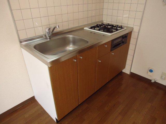 サンフラワー湘南 302号室のキッチン
