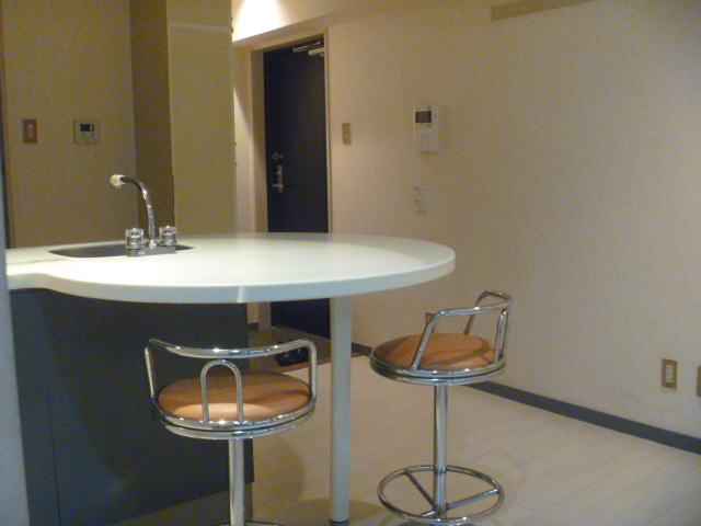 サンピア平塚 206号室のセキュリティ