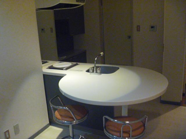 サンピア平塚 206号室のロビー