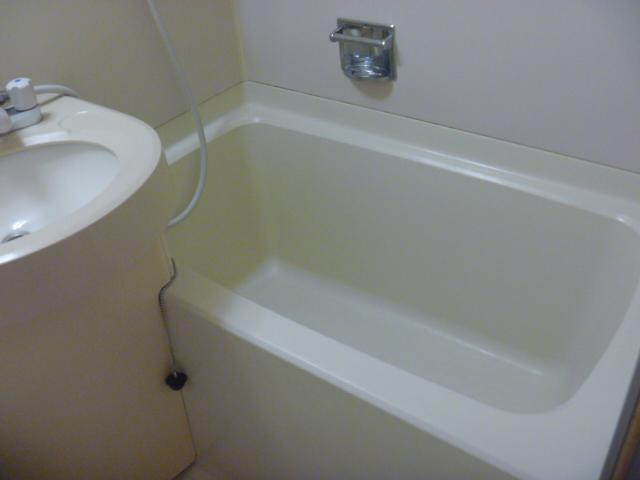 サンピア平塚 206号室の風呂