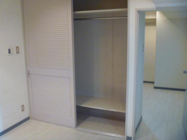 サンピア平塚 206号室のバルコニー