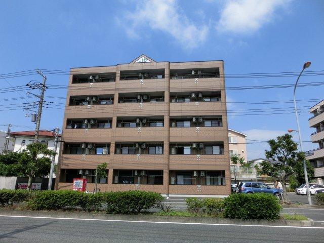 パラシオン平塚外観写真