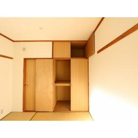 青山ホーム 203号室の収納