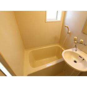 青山ホーム 203号室の風呂