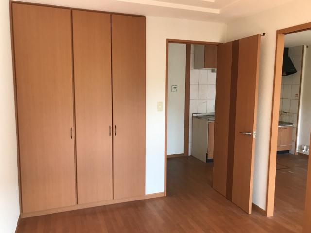 グランド・ソレイユ 00105号室の収納