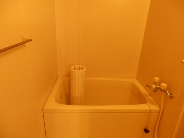 フレグランセA 201号室の風呂