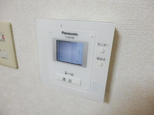パルハウス萩原 202号室のセキュリティ