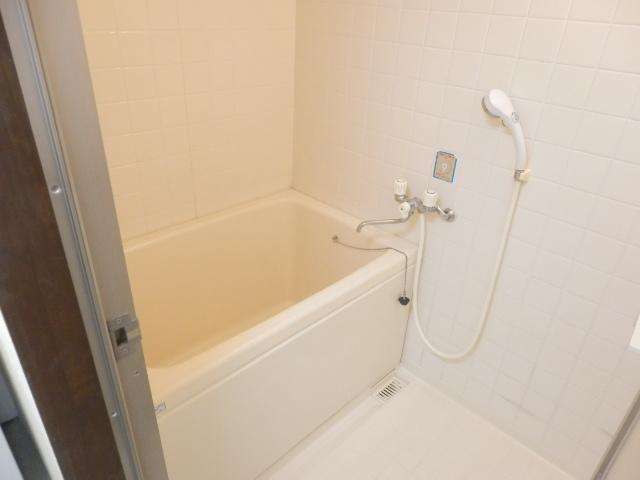パルハウス萩原 202号室の風呂