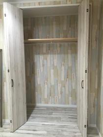 トーオービル 3-B号室の収納
