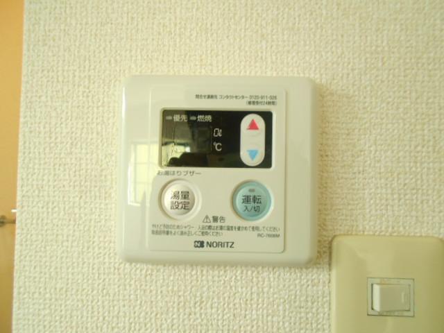 グリーンヒルTOMURO D 101号室の設備