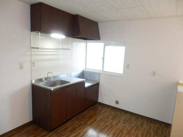 第2ニューリース神崎 105号室のキッチン