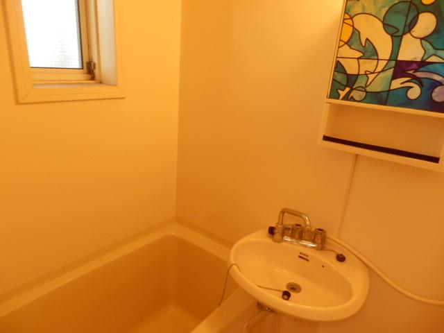 第2ニューリース神崎 105号室の風呂