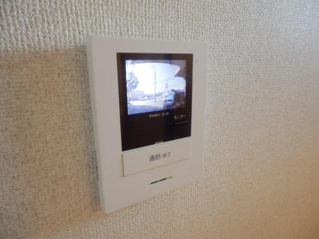 志田ハイツ 203号室のセキュリティ