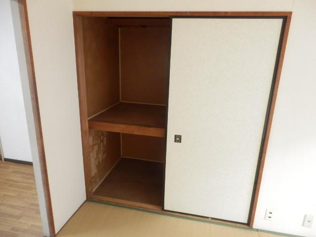 志田ハイツ 203号室の収納