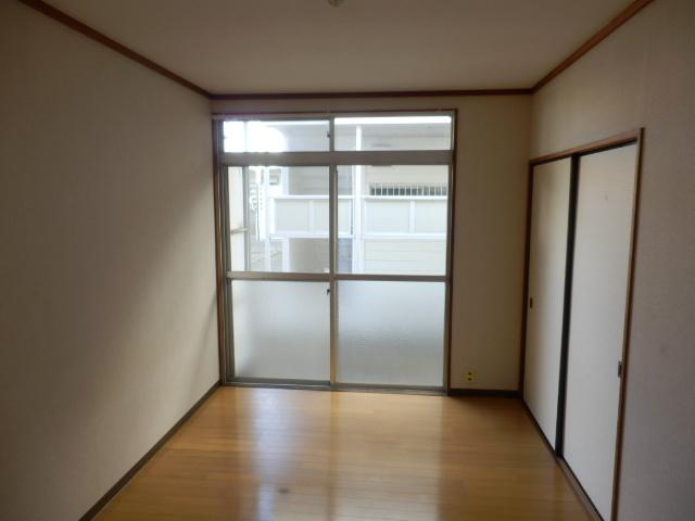 志田ハイツ 203号室の景色