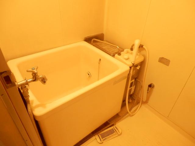 志田ハイツ 203号室の風呂