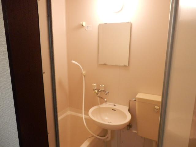 エディフィシオ本厚木 102号室の洗面所