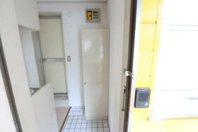 ジュネパレス松戸第55 201号室の玄関