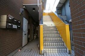 ジュネパレス松戸第55 201号室のエントランス