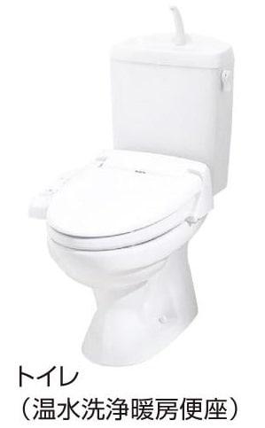 ドリームⅠ 01010号室のトイレ