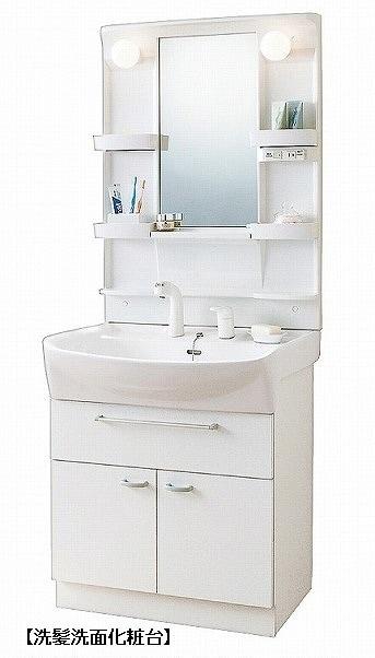 ドリームⅠ 01010号室の洗面所