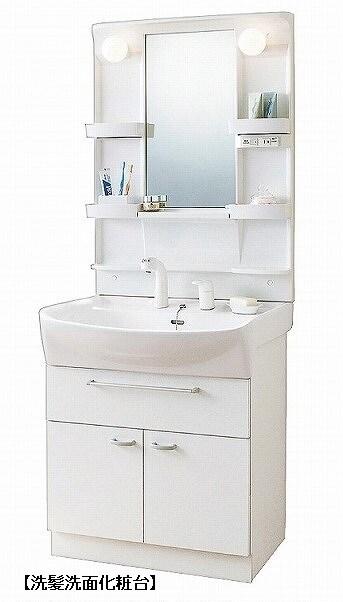 ドリームⅡ 01010号室の洗面所