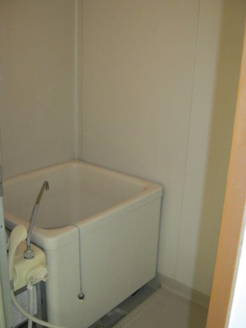 サンシャイン毛利台 101号室の風呂
