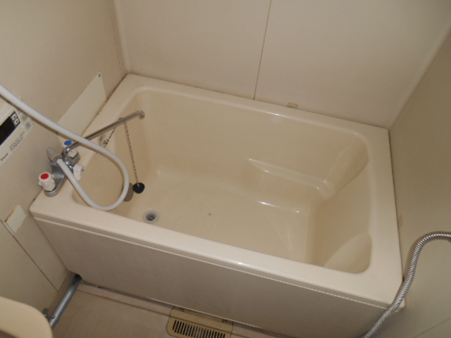 グリーンハイツ野本 201号室の風呂