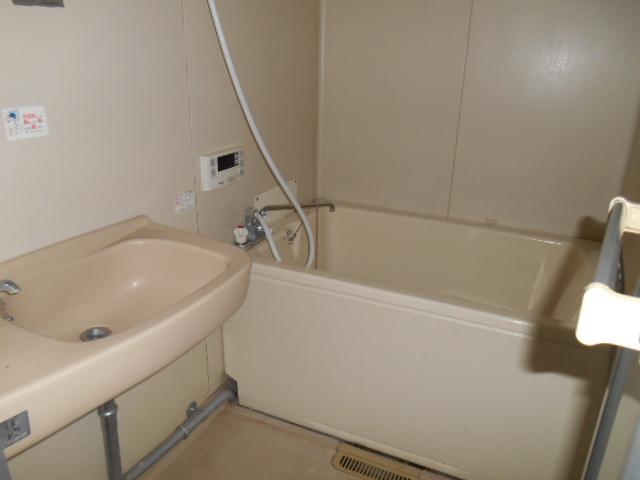 グリーンハイツ野本 201号室の洗面所