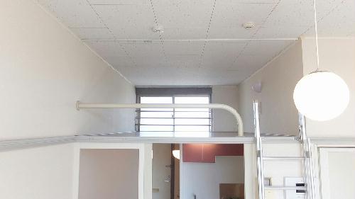 レオパレスドミールI 101号室の居室