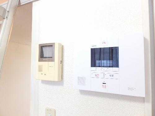 レオパレスドミールI 101号室のセキュリティ