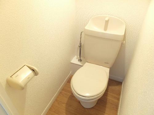 レオパレスドミールI 101号室のトイレ
