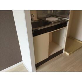 サンマールかしわ台 501号室のキッチン