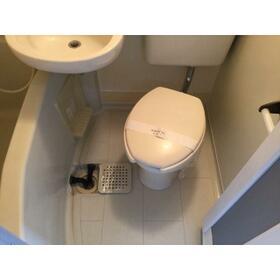 サンマールかしわ台 501号室のトイレ
