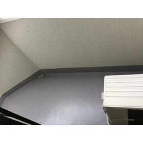 サンマールかしわ台 501号室の収納
