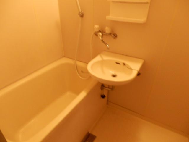 ナカマルハイツⅡ 205号室の風呂